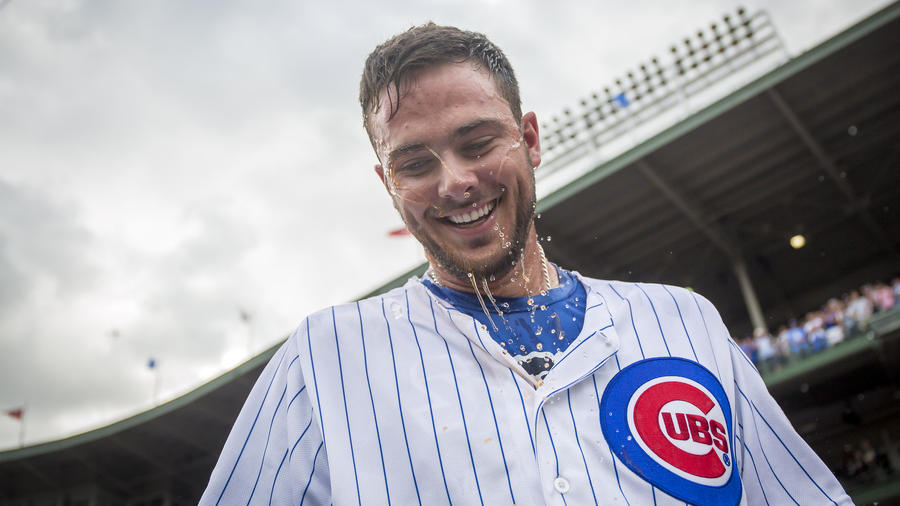 Video Kris Bryant Practical Jokes Part 2 CHICAGO style SPORTS